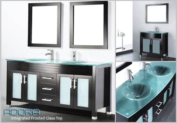 Bathroom Vanities AllInOne Vanity South Florida - Bathroom vanities hialeah fl