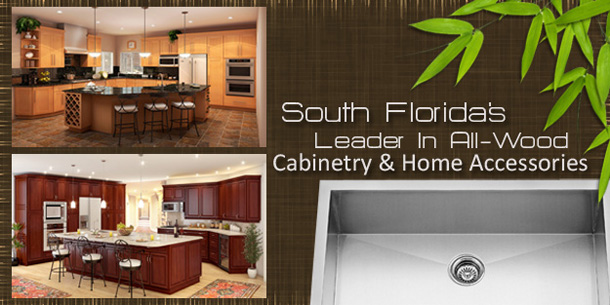 Wholesale kitchen cabinets bathroom cabinets vanities for Kitchen cabinets hialeah